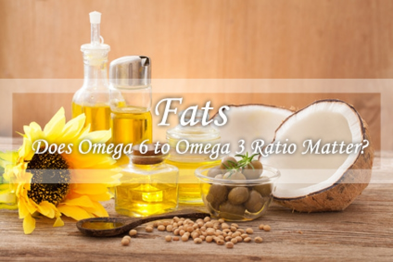 Does Omega 6 to Omega 3 Ratio Matter?