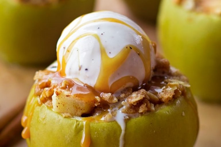 The 5 Best Apple recipes
