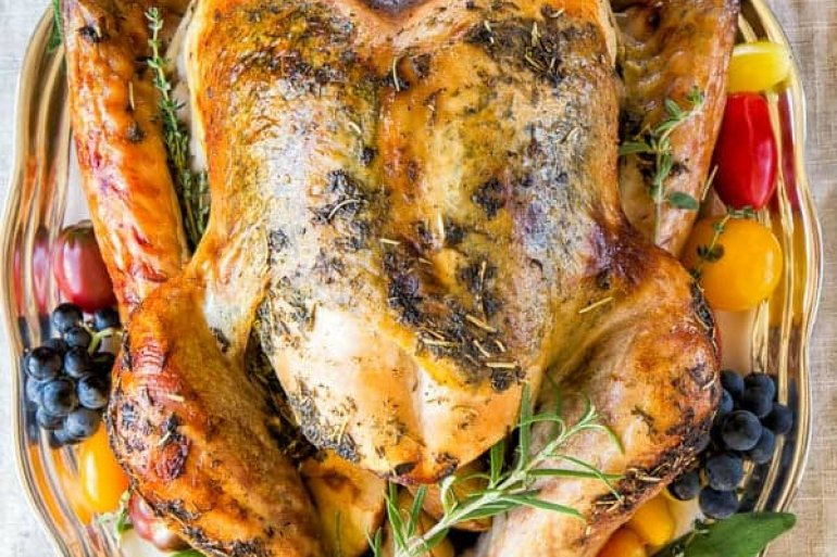 7 THANKSGIVING TURKEY DINNER RECIPES