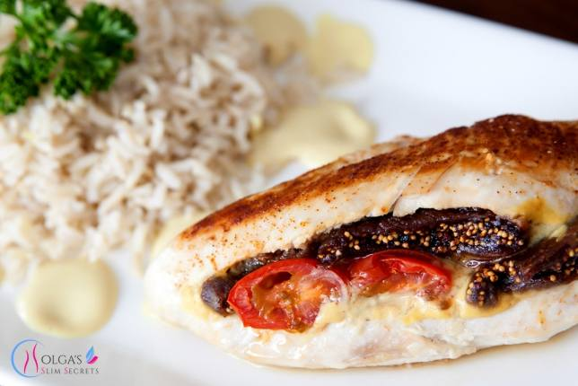 Chicken Fillet with Figs
